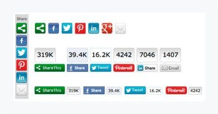 social-widgets