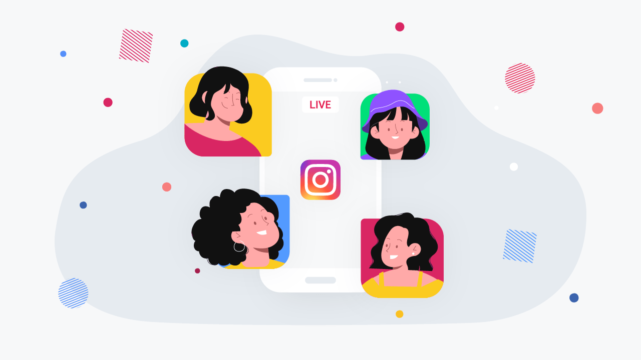 Instagram Launching Multi-Participant Live-Streams