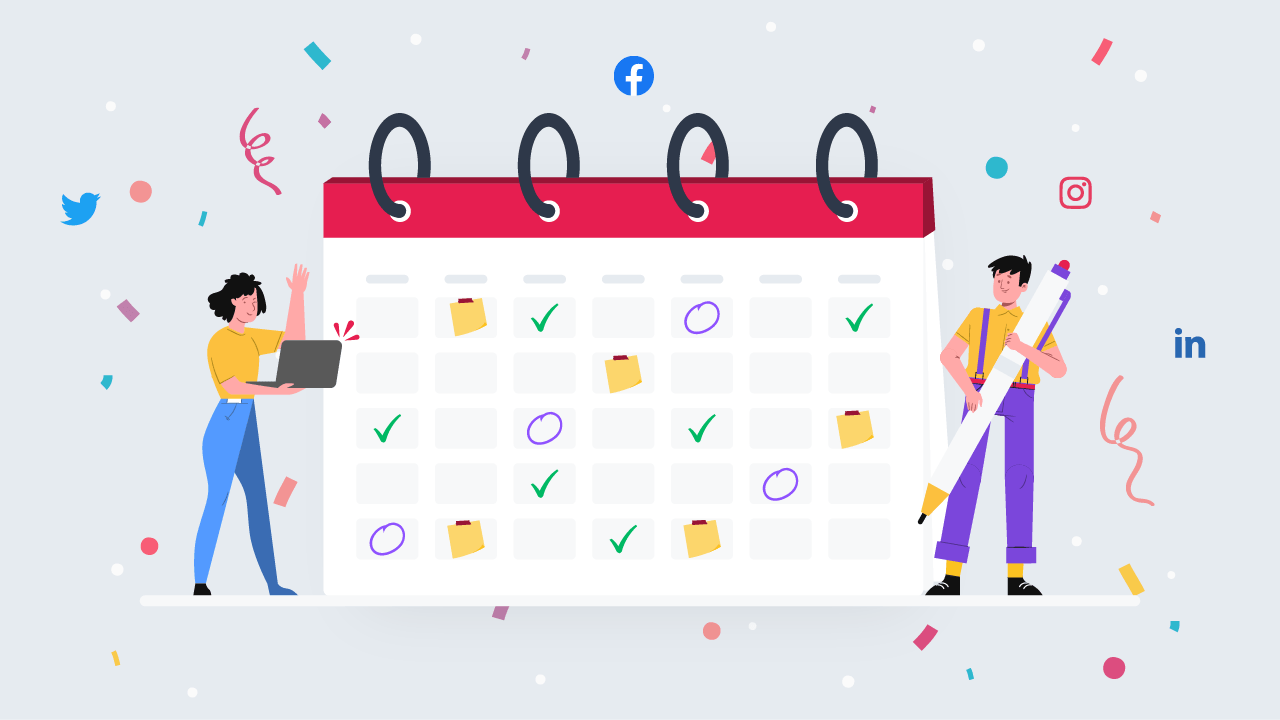 2021 Social Media Holiday Calendar [Downloadable + Infographic]