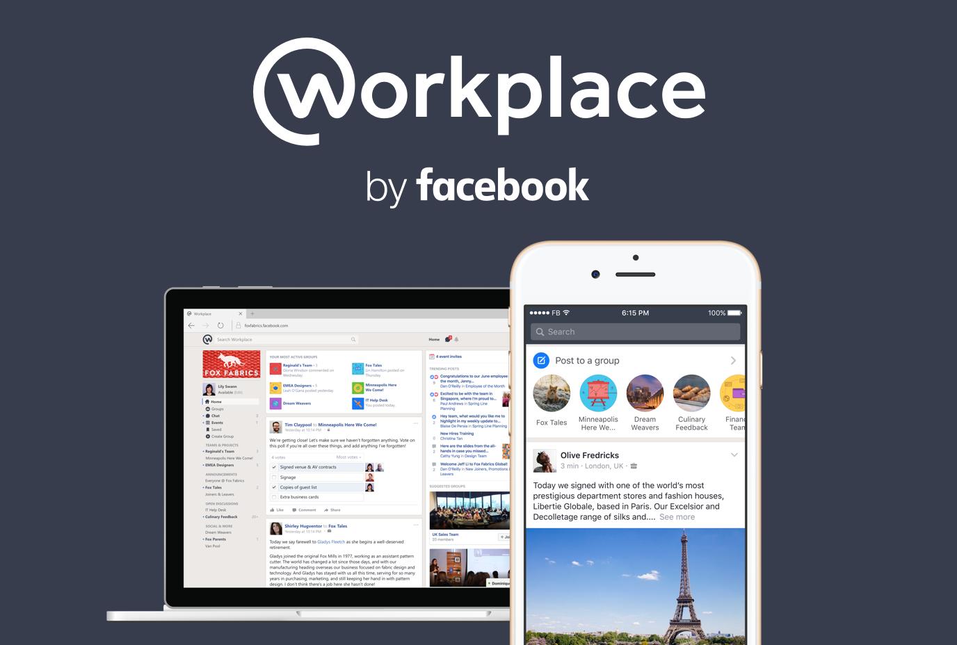 Facebook-workplace