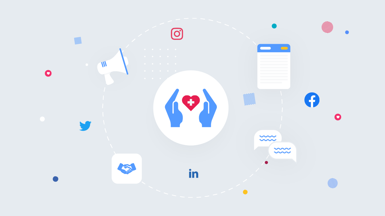 5 Social Media Marketing Tips For Healthcare