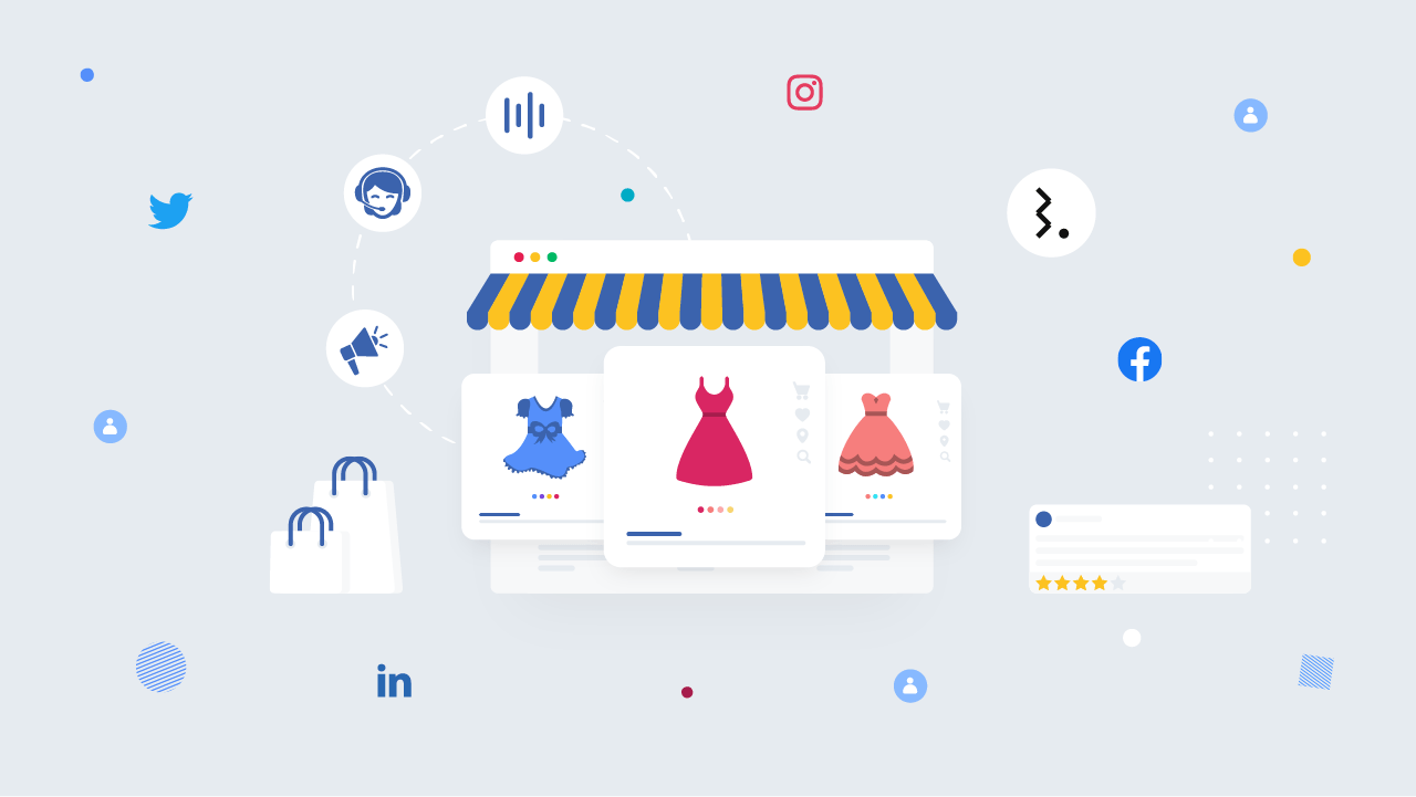 Social Media For Retail: All You Need To Know [+Infographic]
