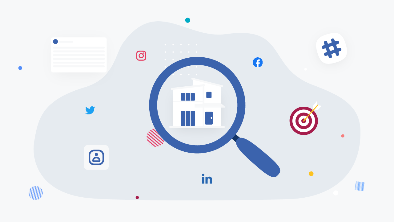 Social Media Marketing For Real Estate - A Complete Guide [+Infographic]