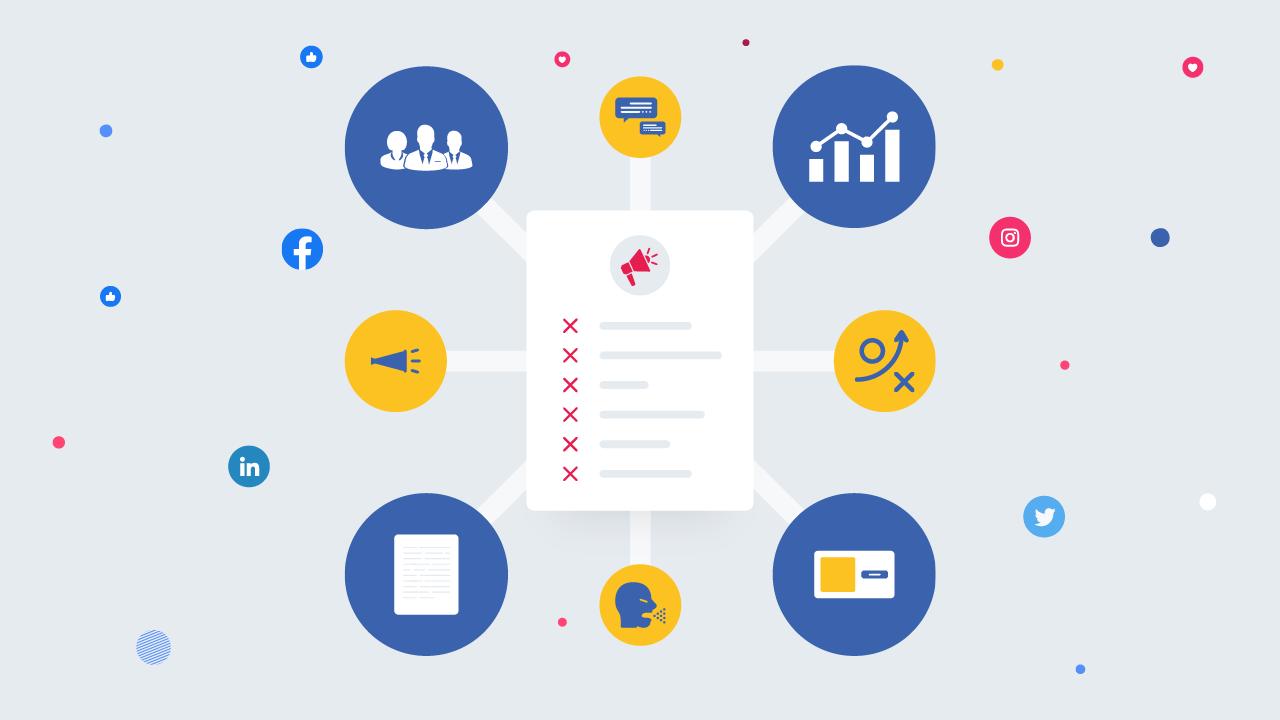 9 Social Media Marketing Mistakes that Brands often Commit